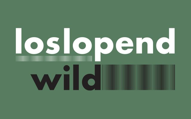 Loslopend Wild logodesign